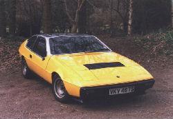 Lotus Eclat project